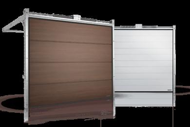 Sekčné garážové brány – UniPro